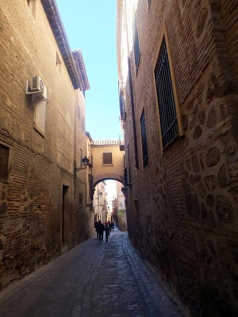 las calles más bonitas de Toledo