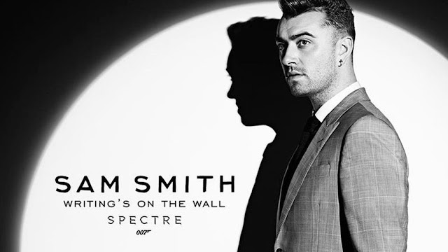 Sam Smith SPECTRE theme lyrics Writings on the Wall 007 James Bond