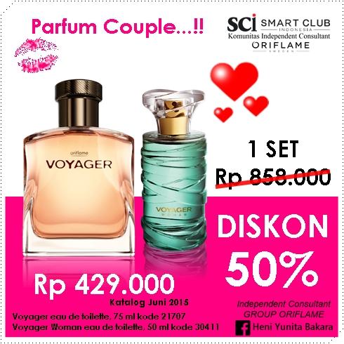 Parfum Couple Parfum Pasangan