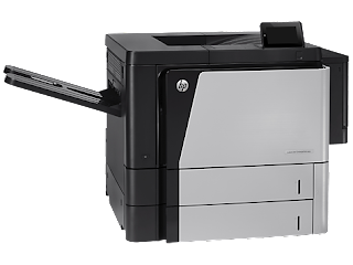 HP LaserJet Enterprise M806dn Printer Driver Download