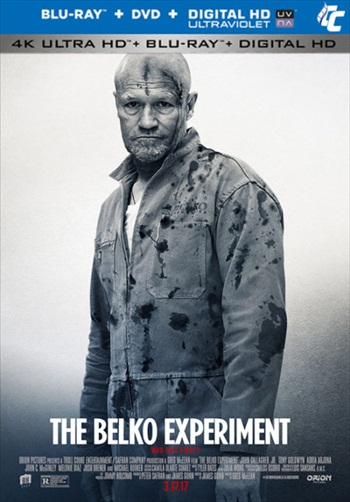 The Belko Experiment 2016 English Bluray Movie Download