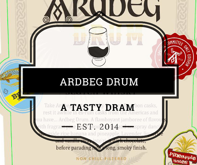 Old news: Ardbeg Drum