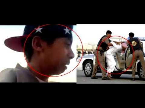 """وأخيرا القبض على أبو سن شاهد ماذا فعلت الشرطة السعودية بالشاب """"أبو سن"""" بعد محادثة الفتاة """"كريستينا"""""""