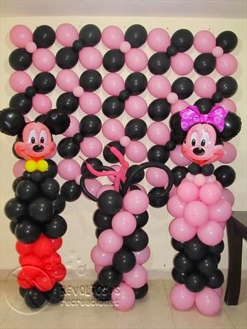Cursos basicos decoracion con globos recreacionistas - Curso decoracion con globos ...