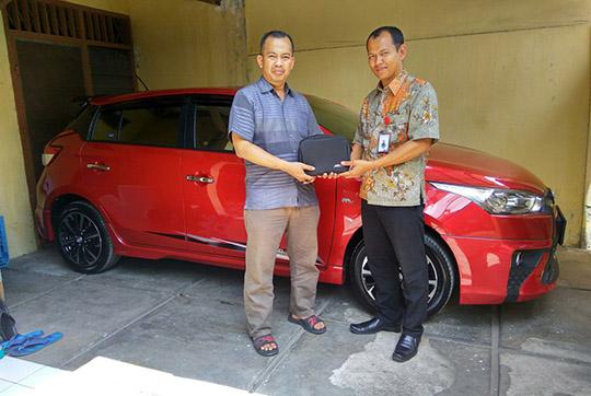Toyota Kutabumi Tangerang