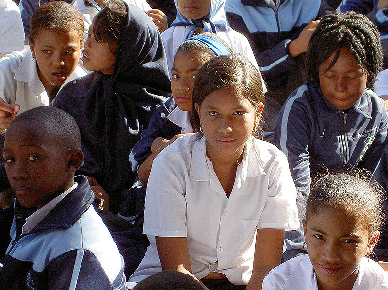 The ESL Connection -- Education in South Africa