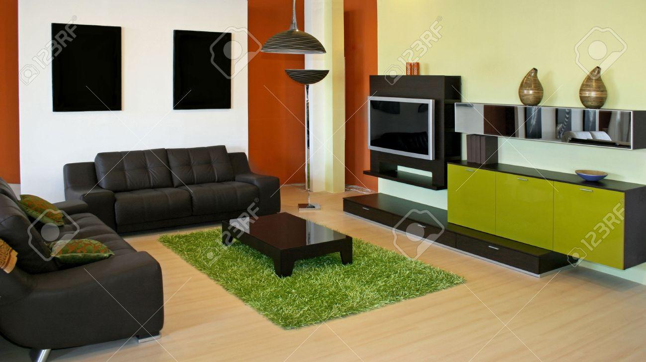 moderne farben wohnzimmer haus design ideen
