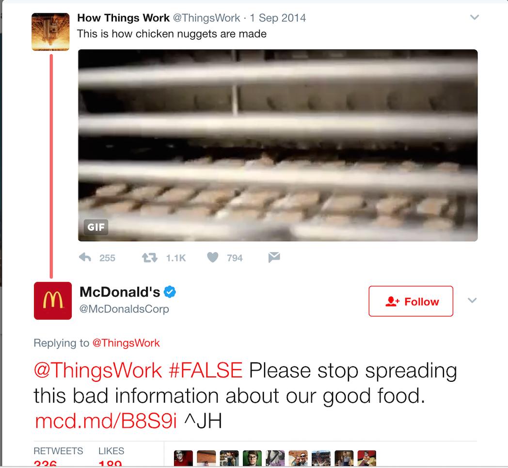 Nuggets Hashtag: Marketing Analytics