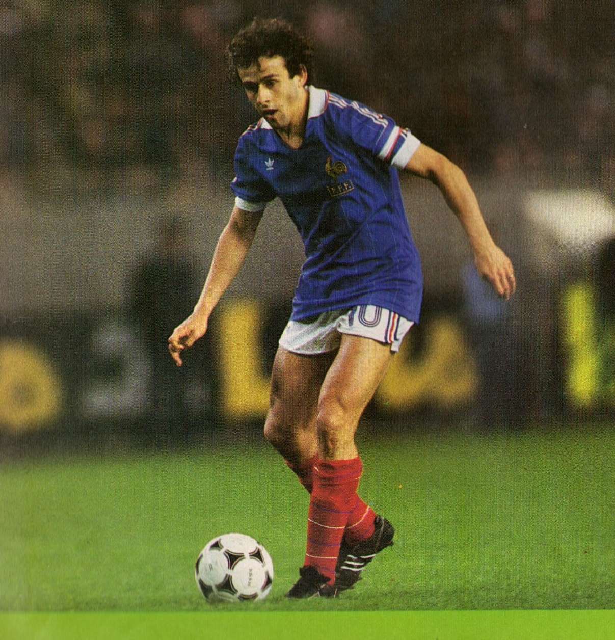 Soccer Nostalgia Diego Maradona and Michel Platini Part Thirteen