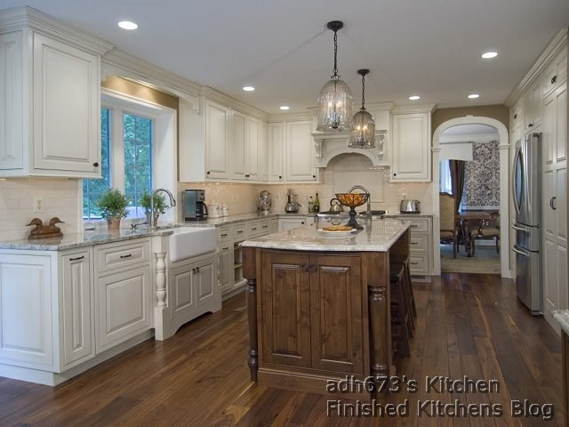Finished Kitchens Blog: adh673\'s Kitchen