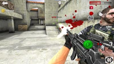 Gun Strike Shoot Mod Apk v1.1.4 terbaru