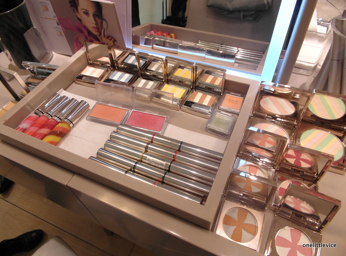 One Little Vice Beauty Blog: RMK Spring Summer Makeup Collection Review