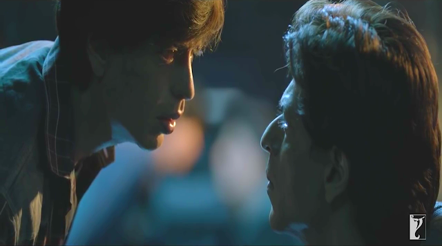 Fan (2016), Directed by Maneesh Sharma, Gaurav challenges Aryan Khanna, Fan Movie Still