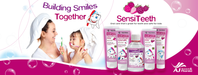SensiTeeth - Building Smiles Together