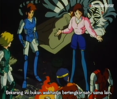 ronin warriors sub indo