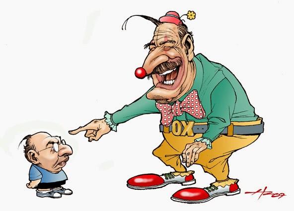 Vicente Fox Quesada vs AMLO: Dichos de una araña hablando de piojos