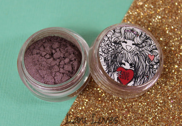 Innocent + Twisted Alchemy Bear, Bear Eyeshadow Swatches & Review