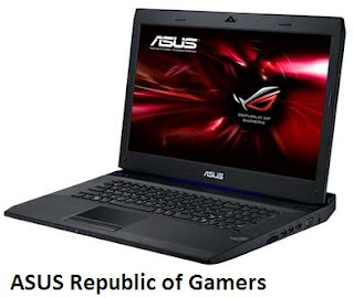 ASUS ROG G50VT Driver Download