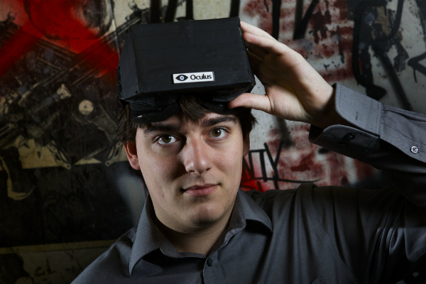 مخترع Oculus Rift يغادر فيسبوك!