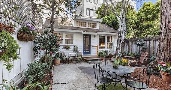 La plus petite maison de san francisco s 39 est vendue pour photos - Immobilier san francisco ...