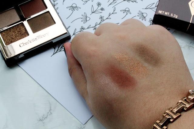 Charlotte Tilbury Dolce Vita Palette Review