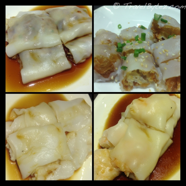 Steamed Chee Cheong Fun
