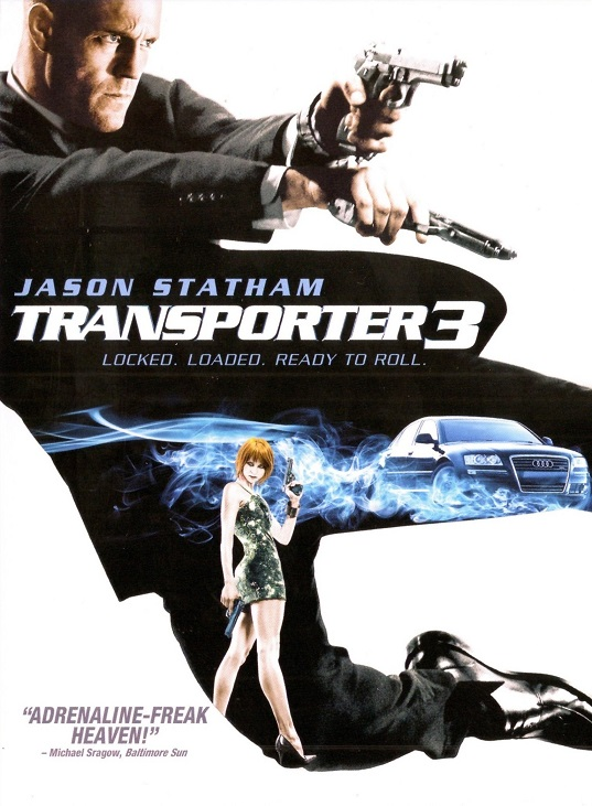 فیلم دوبله: مامور انتقال 3 (2008) Transporter 3