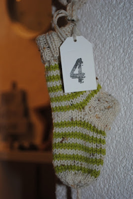 Buntix Mini Socken Adventskalender