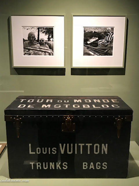 Louis Vuitton Exhibition