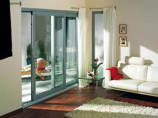 Подъемно-сдвижные двери HS от UNILUX из Германии