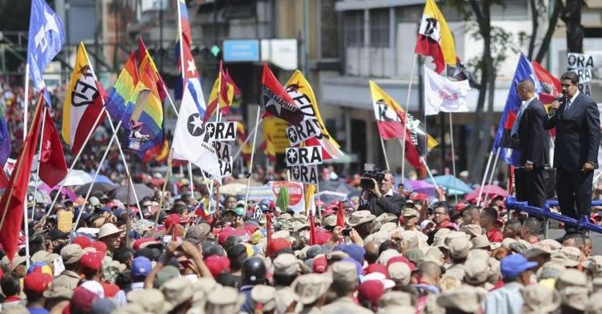 Venezuela formalizará hoy su salida de la Organización de Estados Americanos (OEA)