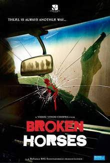 Broken Horses (2015) English Movie Poster