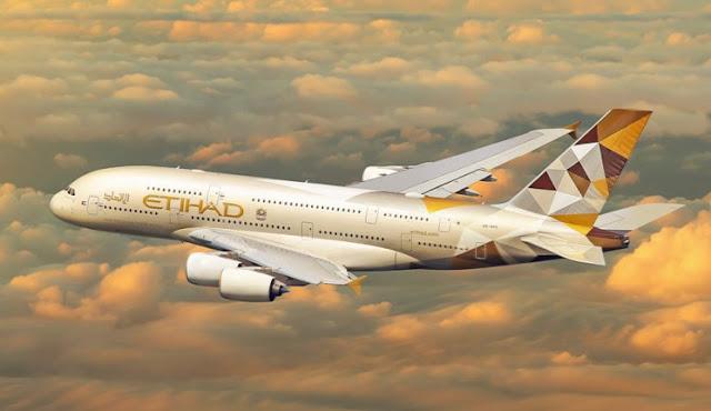 Etihad Airways to introduce flights to Johannesburg, Lagos, Milan