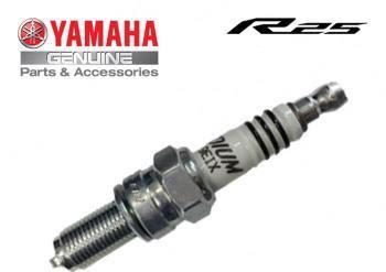Jenis Busi Motor Yamaha
