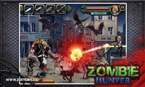 juego Zombie Hunter gratis