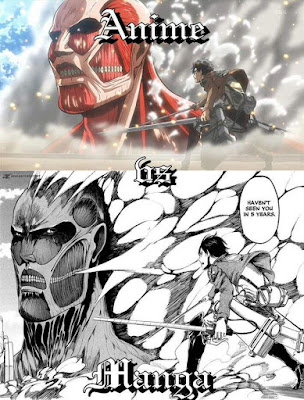 [Review Anime] Shingeki no Kyojin