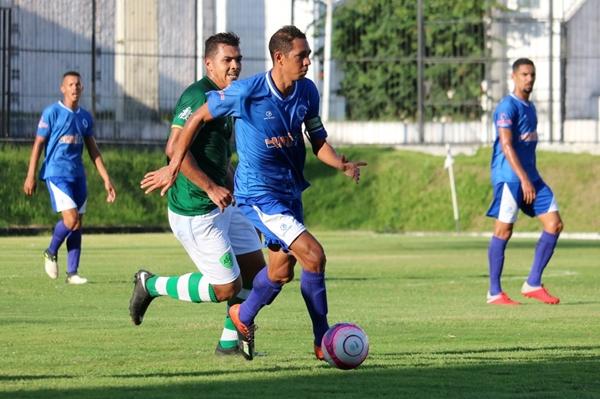 Alecrim vence Cruzeiro de Macaíba e segue 100% na segunda divisão do RN