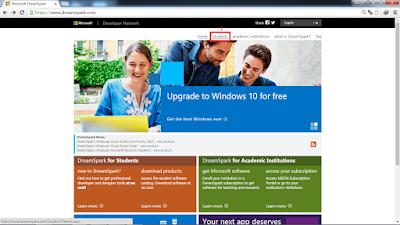 ds1 - Software Gratis dari Microsoft, DreamSpark tempatnya!