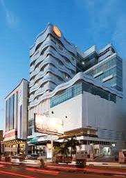Harris Hotel: Strategis di Keramaian Pusat Kota Pontianak