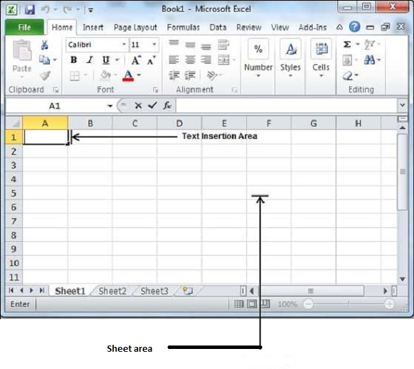 How To Work In Excel Getstudypoint Get Study Point