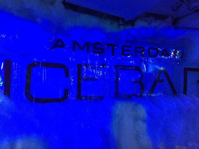 Amsterdam things to do Ice Bar