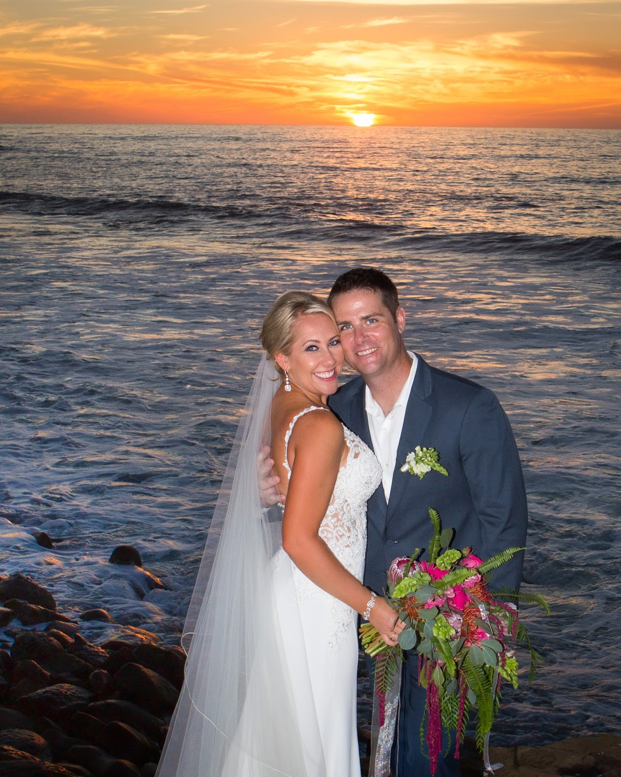 La Jolla Cove Suites Wedding: Published in San Diego Style ...