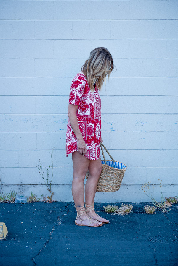 parlor girl summer dress style