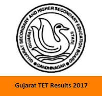 Gujarat TET Results