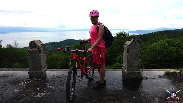 Mountainbiking Kroatia