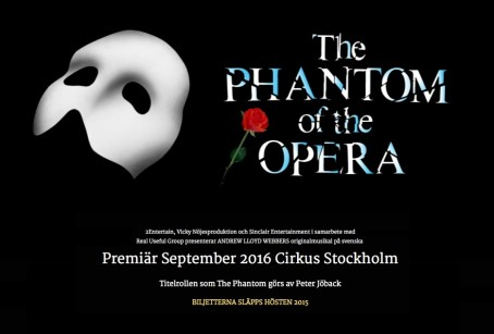 Teaterhost i stockholm cabaret pa dramaten i host