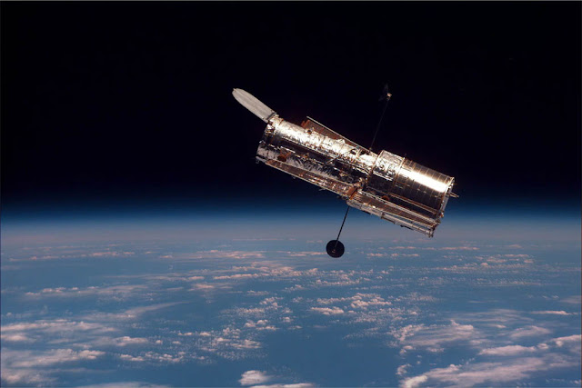 Telescopio Espacial Hubble - NASA