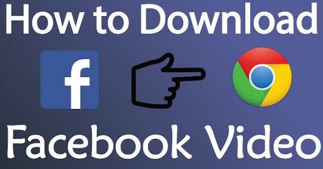 cara download menyimpan video facebook
