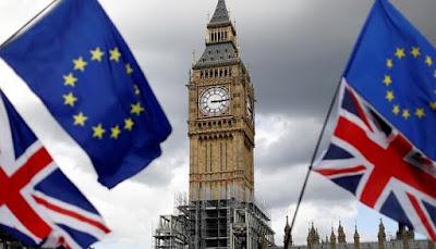 خروج بريطانية من التحاد الاوربي
