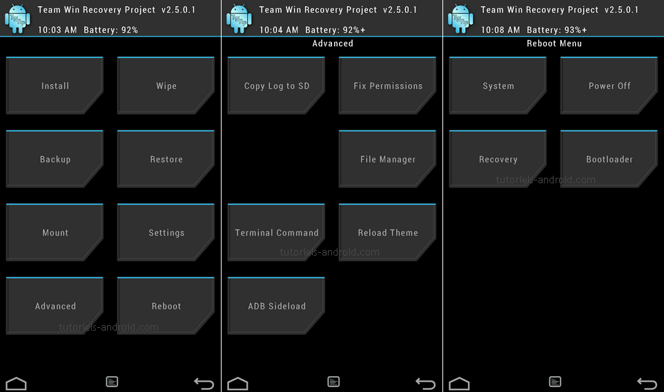 TWRP Recovery and Root Samsung Galaxy S3 Mini I8190/L/N | Badriphone